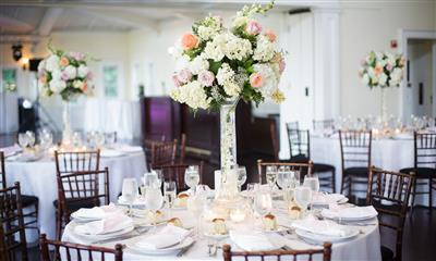 View Photo - Wedding centerpiece