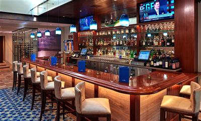 View Photo #19 - Restaurant bar area