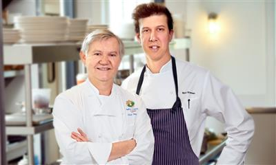 View Photo - Chef Guy Reuge and Chef Eric Werner