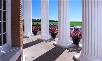 View Photo - Architectural Columns overlooking south bay