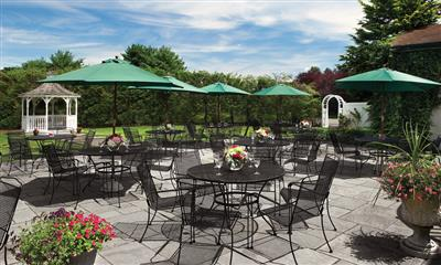 View Photo - Outdoor table seating