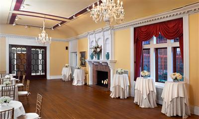 View Photo #16 - Wedding reception room