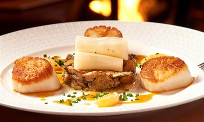View Photo - Pan roasted scallops