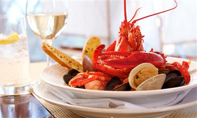 View Photo #10 - Lobster and seafood