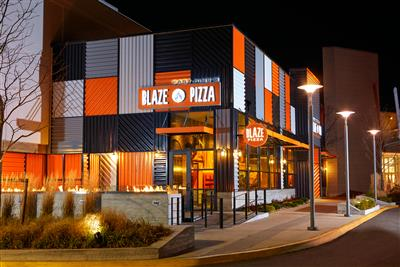 View Photo #1 - Amazing view of Blaze Pizza exterior