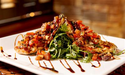 View Photo #6 - Chicken Bruschetta
