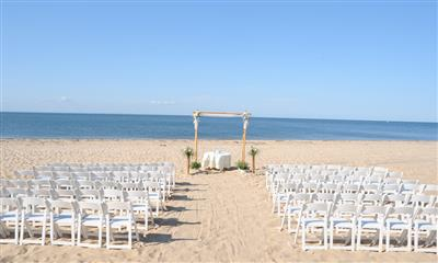 View Photo - Outdoor ceremony