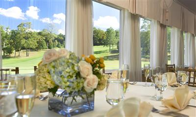 View Photo #6 - Centerpiece with a lawn view