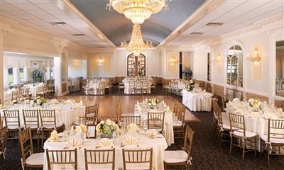View Photo #1 - Elegant reception room
