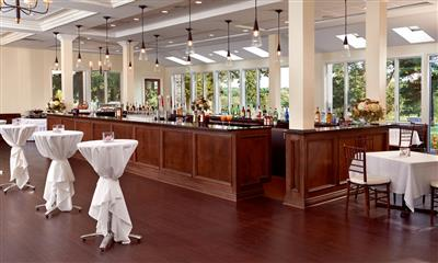 View Photo #3 - Bar area and cocktail room