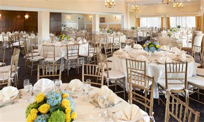 View Photo #9 - Wedding reception room