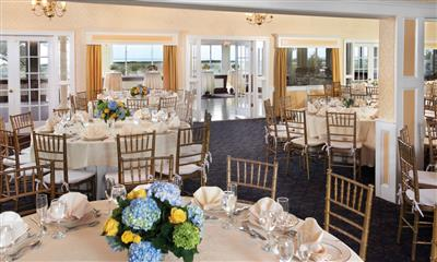 View Photo #1 - Wedding reception room