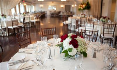 View Photo - Beautiful floral centerpiece