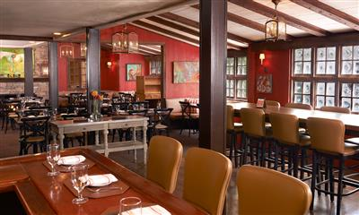 View Photo #3 - Mirabelle Tavern dining area