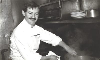 View Photo - Older picture of chef Guy Reuge
