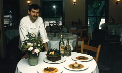 View Photo #20 - Older picture of chef Guy Reuge