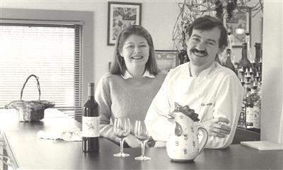 View Photo #18 - Older picture of chef Guy Reuge