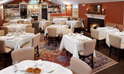 View Photo #1 - Elegant dining area