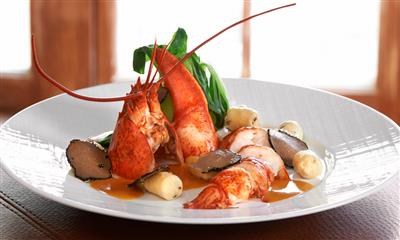 View Photo #5 - Lobster plate