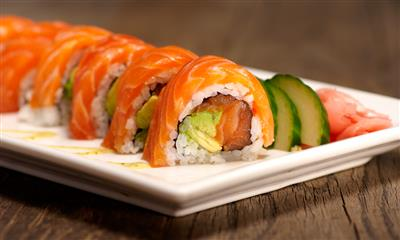 View Photo #12 - Sushi