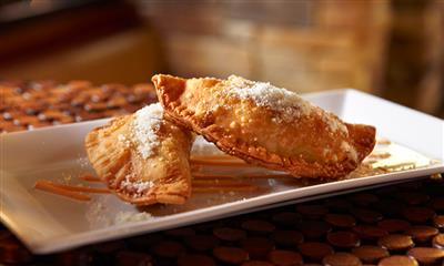 View Photo #12 - Buffalo chicken empanadas