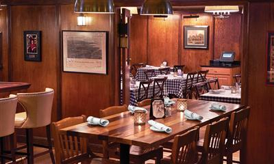 View Photo #3 - Wooden restaurant tables