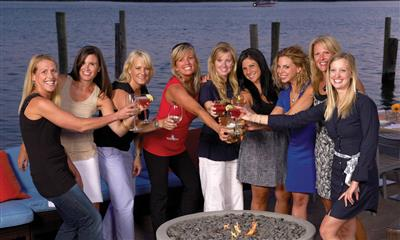 View Photo #16 - Women toasting