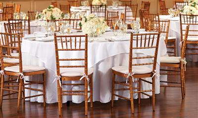 View Photo - Gorgeous wedding table setting