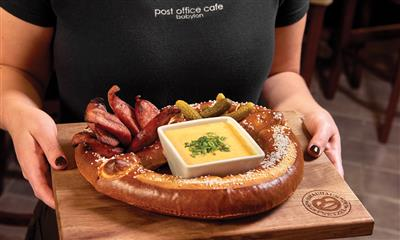 View Photo - Giant Bavarian Pretzel