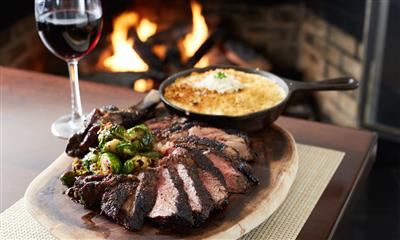 View Photo - Steak Fireside