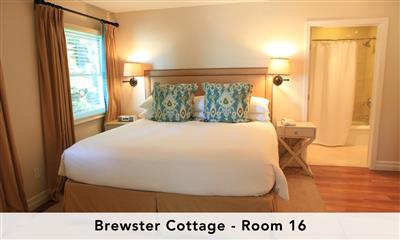 View Photo #15 - Brewster cottage master suite