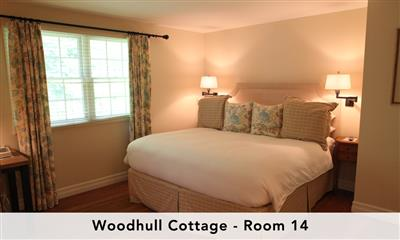 View Photo - Woodhull cottage master suite
