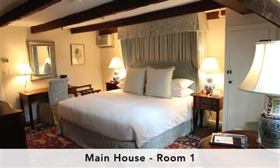 View Photo #1 - Main house stateroom king bed