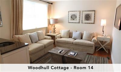 View Photo #13 - Woodhull cottage master suite