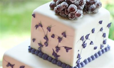 View Photo - Wedding cake