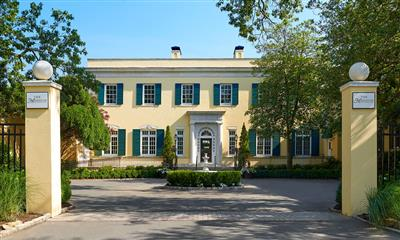 View Photo #11 - Daytime view of the Mansion at Oyster Bay