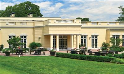 View Photo #7 - Lawn view of Mansion at Oyster Bay