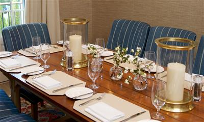 View Photo - Dining table decor