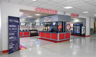 View Photo #7 - Cougar Cafe at St. John The Baptist