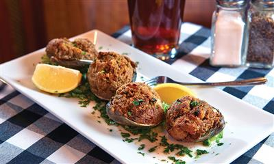 View Photo #4 - Baked Clams