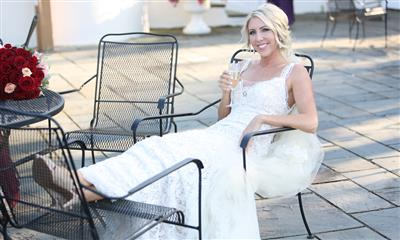 View Photo #6 - Bride sitting
