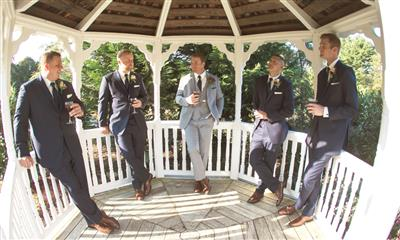 View Photo #12 - Groomsmen