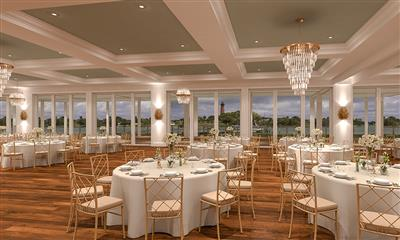 View Photo #5 - Interior Ballroom Rendering