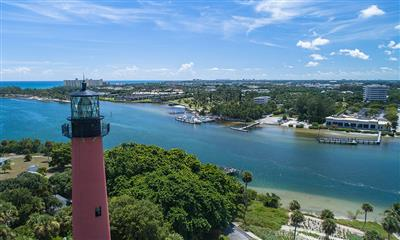 View Photo #9 - Aerial view and ocean view of construction from the lighthouse
