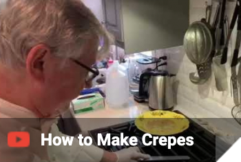 How to Make Crepes (Opens in new window)