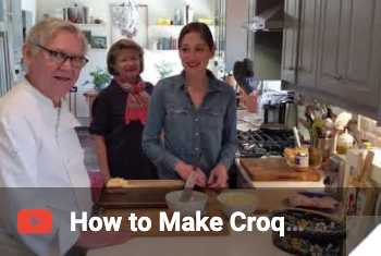 How to Make Croque Monsiuer et Madame (Opens in new window)