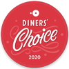Open Table Diners Choice Award for 2020 (Opens in a New Window)