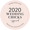 2020 Wedding Chicks Approved (Opens in a New Window)
