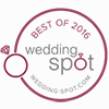 Wedding Spot Award for 2016 (Opens in a New Window)