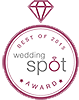 LI Wedding Spots award